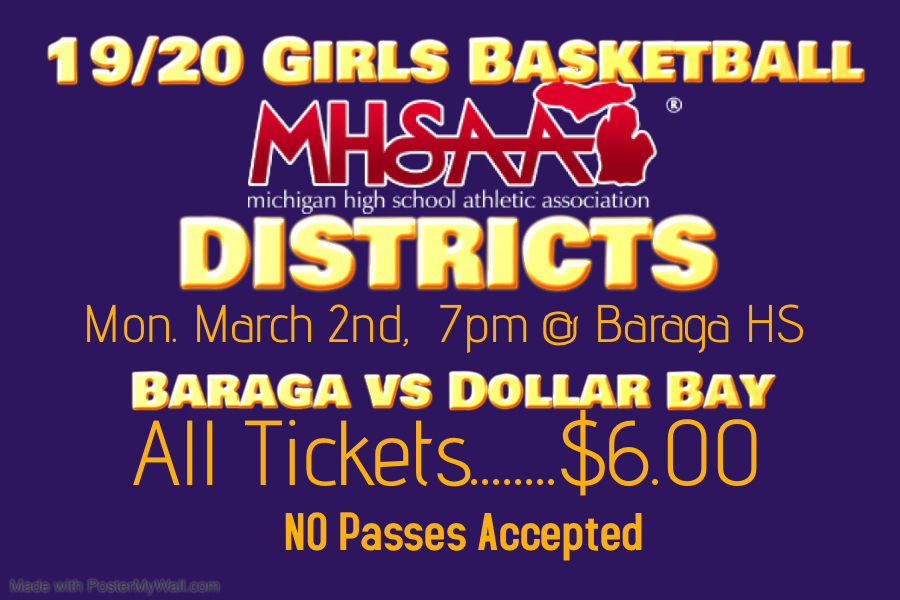 Baraga Host Districts