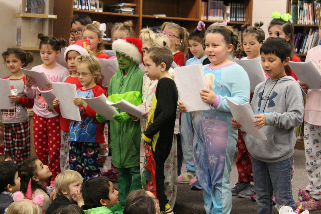 2nd Grade Grinch Reader's Theater