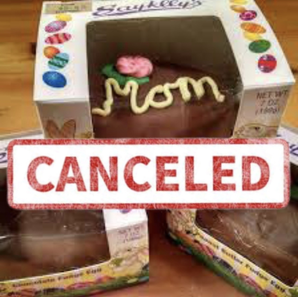 Saykkly's Egg Orders Canceled